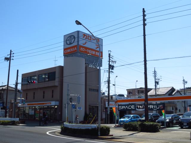 カローラ 名古屋 トヨタ