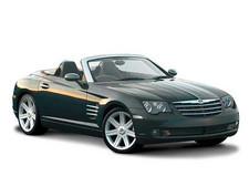 クロスファイアロードスター 2004年式モデル