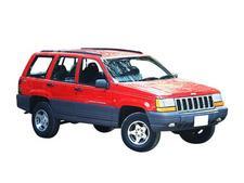 ジープグランドチェロキー1993年モデル