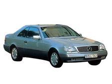 メルセデス・ベンツSクラスクーペ1993年モデル