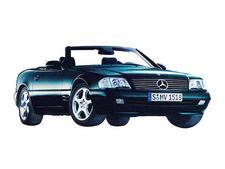 メルセデス・ベンツSLクラス1990年モデル