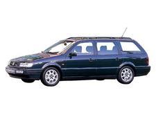 パサートヴァリアント 1990年式モデル