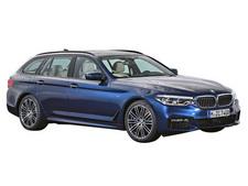BMW5シリーズツーリング2017年モデル