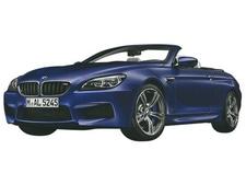 M6 カブリオレ 2012年式モデル