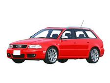RS4アバント 2001年式モデル