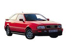 アウディクーペ 1991年式モデル