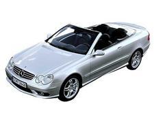 CLKクラスカブリオレ 2005年式モデル