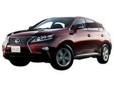 レクサスRX2009年モデル
