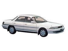 カリーナED 1989年式モデル