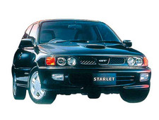 スターレット 1989年式モデル