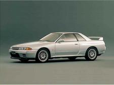 日産スカイラインGT-R1989年モデル