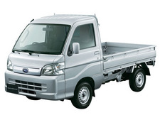 スバルサンバートラック2012年モデル