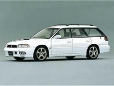 スバルレガシィツーリングワゴン1993年モデル
