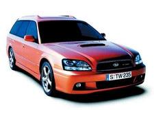 レガシィツーリングワゴン 1998年式モデル
