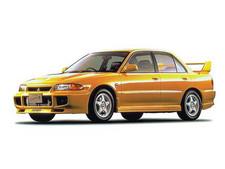 三菱ランサーエボリューション1992年モデル