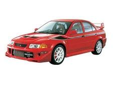 三菱ランサーエボリューション1996年モデル