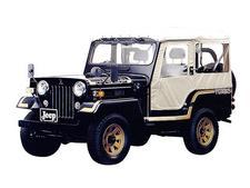 三菱ジープ1980年モデル