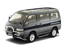 デリカスターワゴン 1986年式モデル