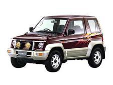 パジェロジュニア 1995年モデル