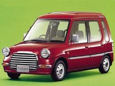 三菱ミニカトッポタウンビー1997年モデル