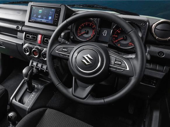 スズキ ジムニー 歴代モデル グレード 外装 内装写真一覧 新車 中古車見積もりなら Mota