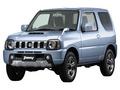 スズキジムニー1998年モデル