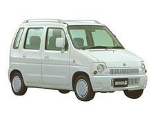 ワゴンR 1993年式モデル