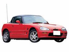 スズキカプチーノ1991年モデル