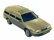 ボルボV901997年モデル