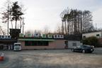 養鶏場「中村農場」直売所 大きな駐車場もお昼時はいっぱいに
