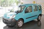 ルノー カングー 限定車「カングー クルール」(限定300台)[ボディカラー:ブルー エクスプレス(ルノー エクスプレス純正色)] エクステリア