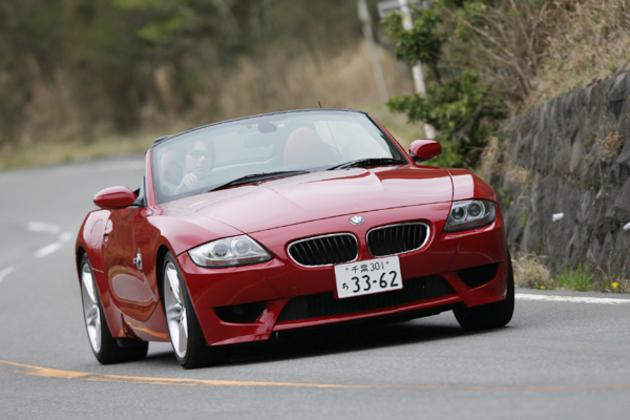 BMW Z4 Mロードスター 試乗レポート