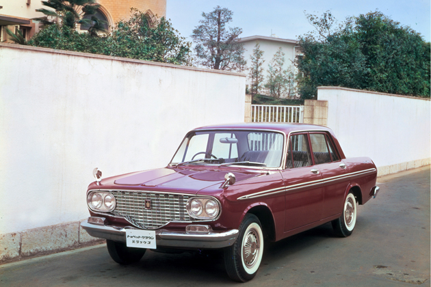 2代目 クラウン[1962-1967]