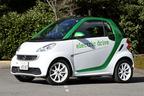 スマート electric drive(smart ed/電気自動車)