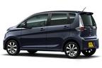 日産自動車 新型軽自動車「DAYZ(デイズ)ハイウェイスター」[三菱自動車共同開発] リアビュー