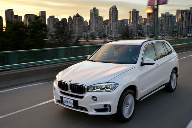 BMW 新型X5 試乗レポート/九島辰也