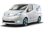 日産「e-NV200」を東京モーターショー2013に出展~リーフに続き二台目のEV(電気自動車)登場~