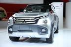 """【東京モーターショー2013 現地速報】""""三菱自はSUV尽くし""""!今、注目のPHEVを搭載した本格派SUV「Concept GC-PHEV」!"""