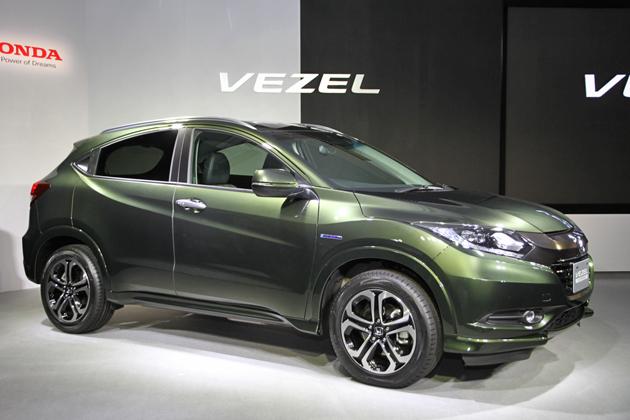 ホンダ 新型SUV「VEZEL(ヴェゼル)」新型車速報 ~ホンダがまた