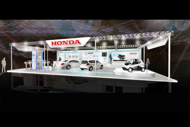ホンダ、「第4回 国際 スマートグリッド EXPO」にV2Hエネルギーマネジメント技術などを出展