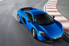 【ジュネーブショー2014】マクラーレン、新型「McLaren 650S」の世界初公開に先駆けパフォーマンスデータを公開
