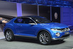 【ジュネーブショー2014】フォルクスワーゲン、小型SUVコンセプト「T-ROC」初公開