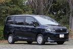 トヨタ 新型 ヴォクシー ハイブリッド「V」[2WD/ボディカラー:ブラキッシュアゲハガラスフレーク(特別色)]
