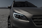スバル 新型「アウトバック」/2014年ニューヨーク国際自動車ショー・世界初公開