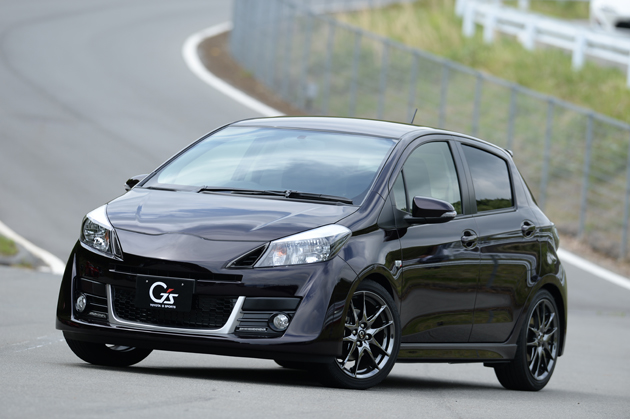 【試乗】トヨタ 新型 ヴィッツ RS「G's」 試乗レポート/河口まなぶ