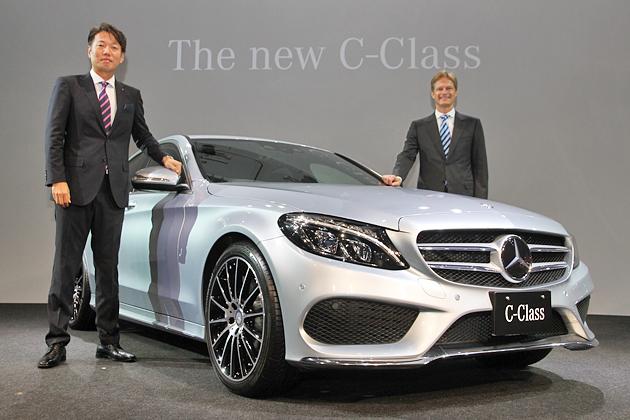 ベンツ c クラス 新型
