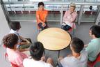 86 開発者 多田氏と学生カーソムリエの対談の様子