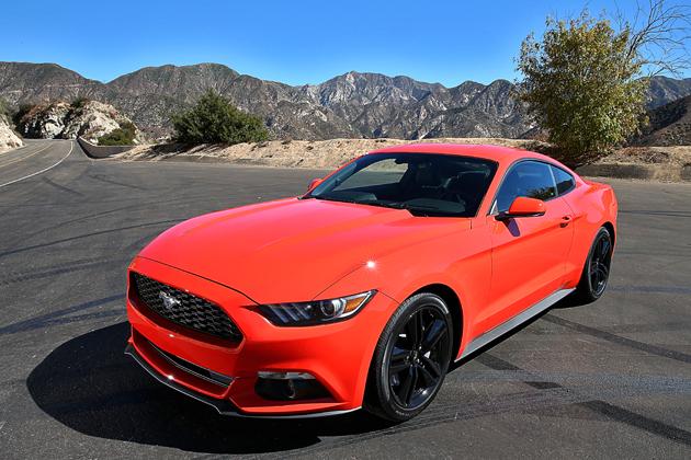 フォード 新型マスタング(2015年モデル・フルモデルチェンジ)試乗レポート/九島辰也