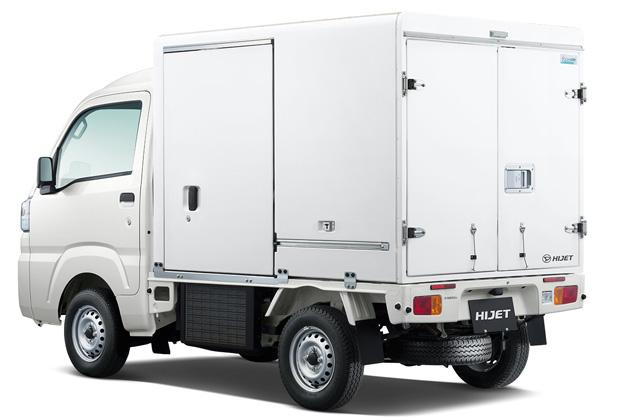 ダイハツ ハイゼットトラック  FRP中温冷凍車