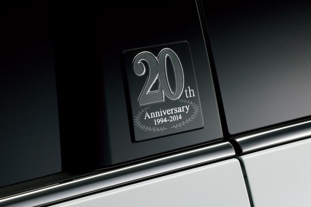 ホンダ オデッセイ ABSOLUTE・20th Anniversary